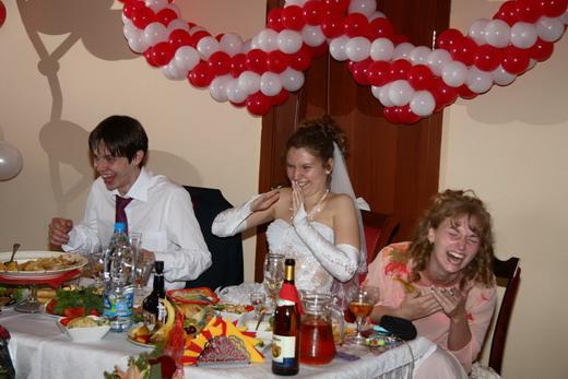 Конкурс с призами на юбилей за столом