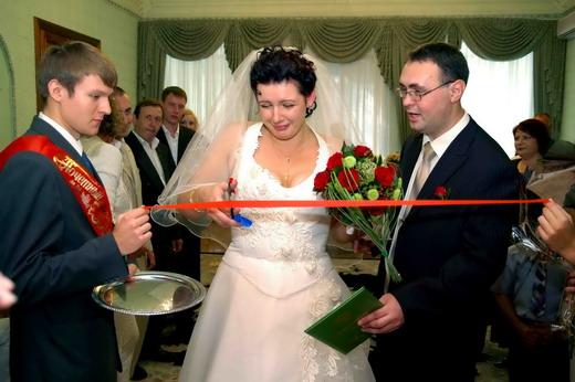 Поздравление в загсе родители жениха